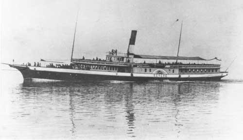 Le Genève en 1896