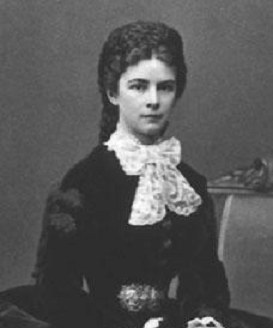 "Élisabeth de Wittelsbach ""Sissi"""